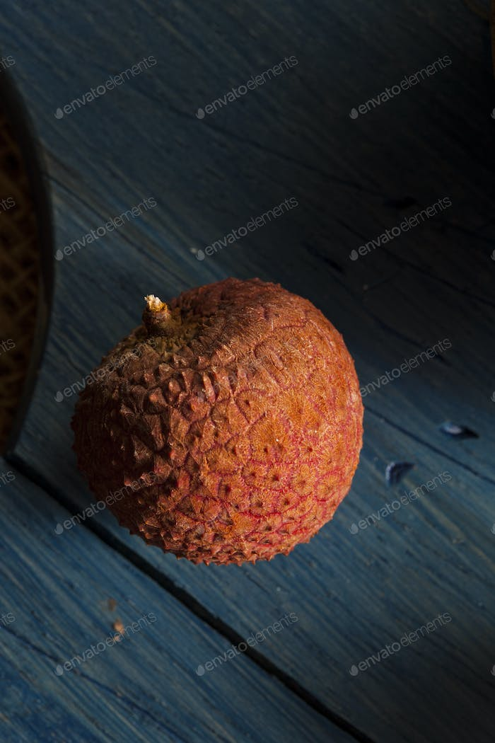 Healthy Organic Red Lychee