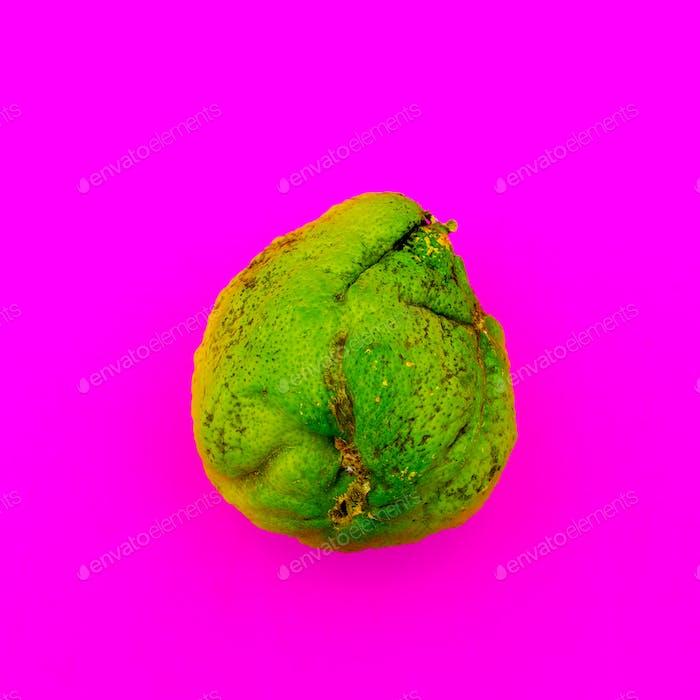 Ugly Lime Art design minimal