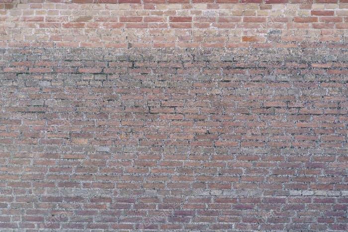 Абстрактный коричневый кирпичный настенный фактурный фон