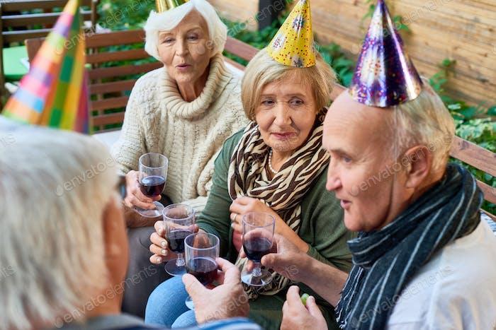 Birthday Party at Full Speed
