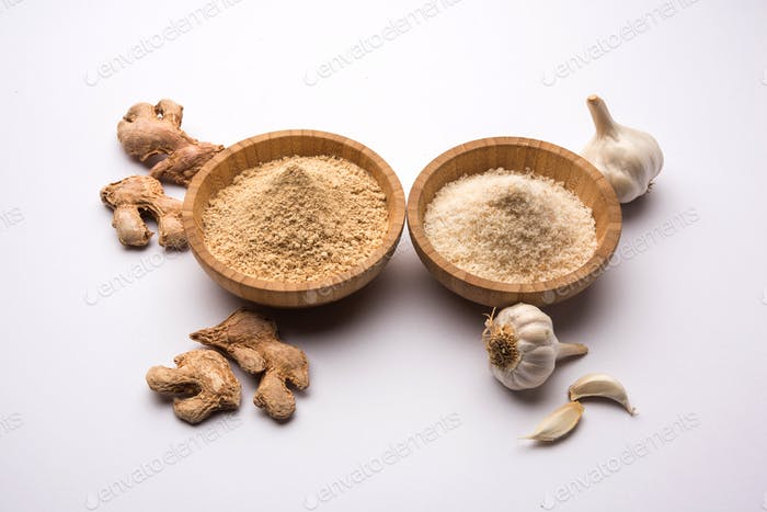 Ginger Garlic Powder