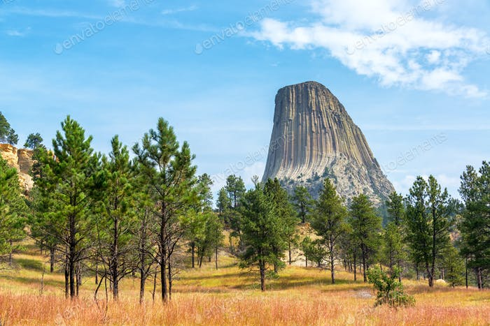 Stunning Devils Tower