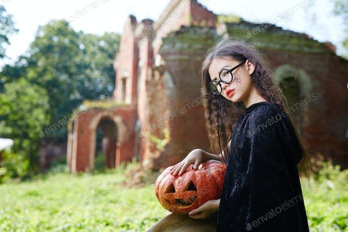 Witch in warlock