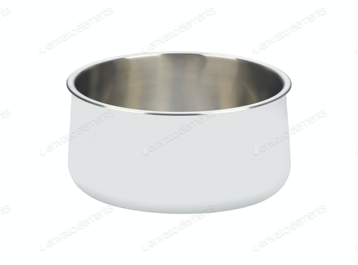 pot isolated on white
