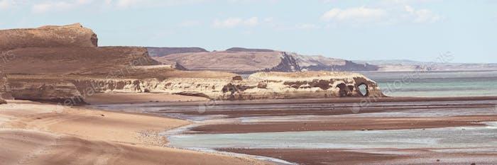 Argentinien Küste