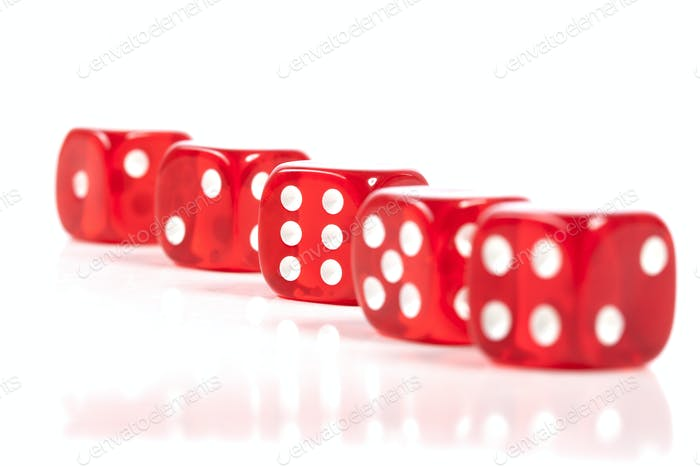 Red Dice Row