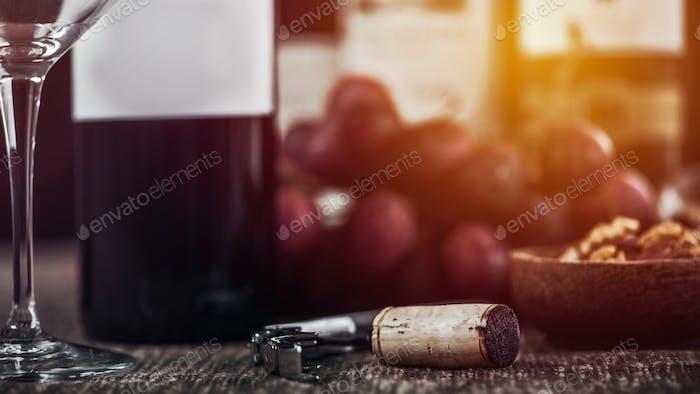 Corkscrew Bottle Opener