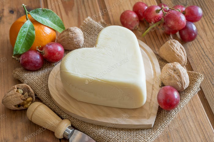 valentine's day cheese