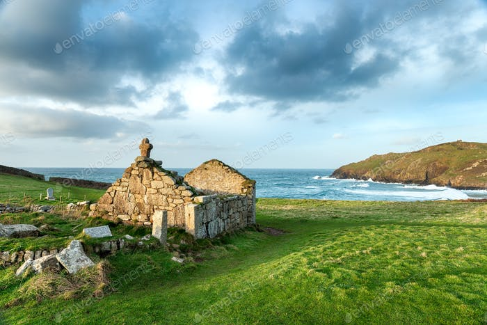 St Helen's Oratory on Cape Cornwall