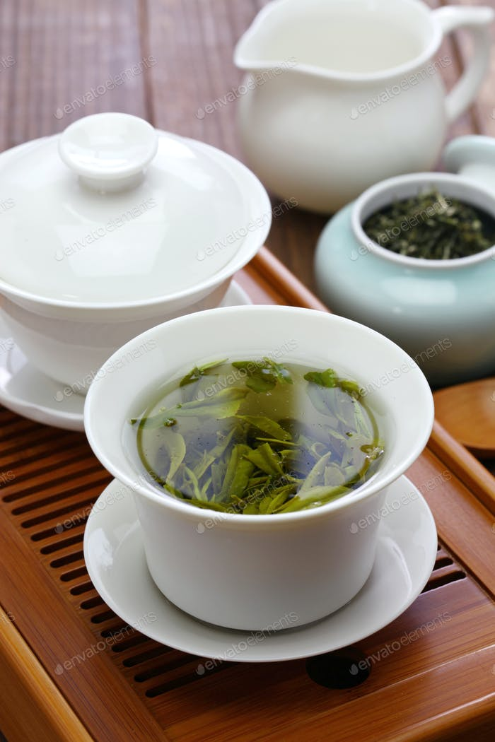 biluochun tea, chinese famous green tea