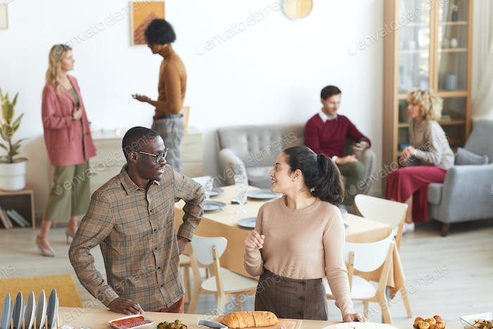 People Attending Party Indoors