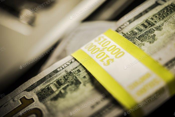 Ten Thousand Dollars