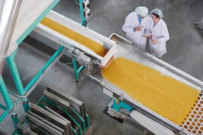Background of Food Production Industry