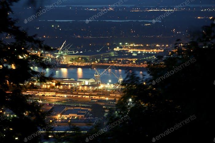 Industrial Zone Portland