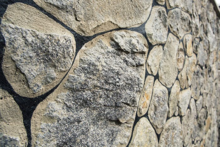 Stone wall. Background