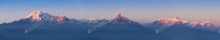 Annapurna panorama