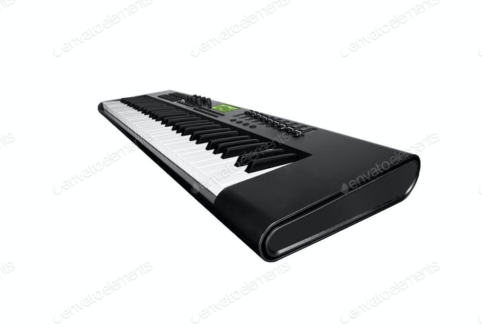 Synth keyboard