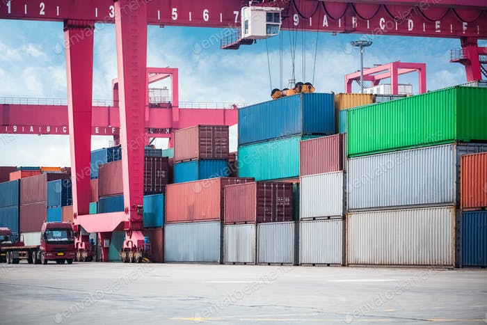 container depot