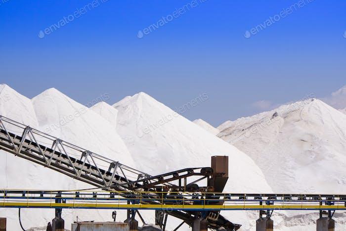 The salt factory
