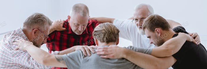 Therapy with its emphasis on vulnerable face-to-face sharing, presents challenges for men