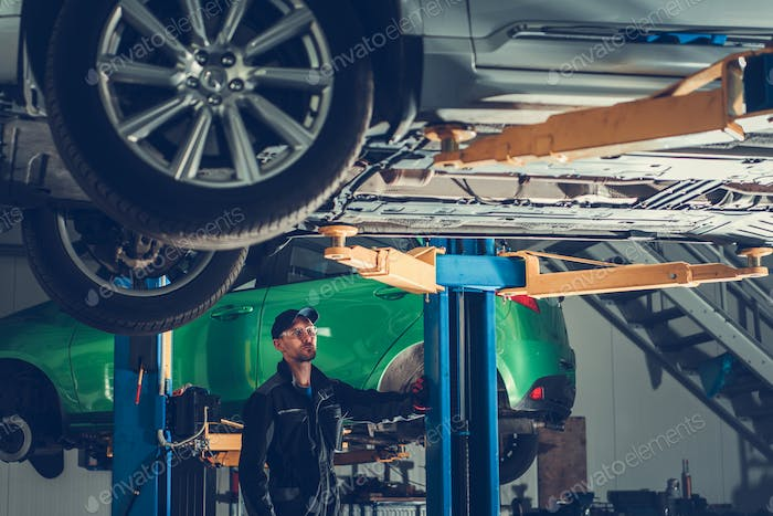 Auto Service and Mechanic