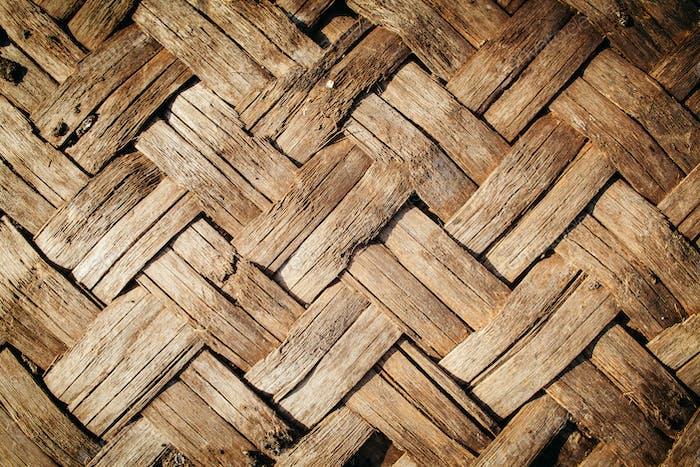 Holzgeflecht Textur