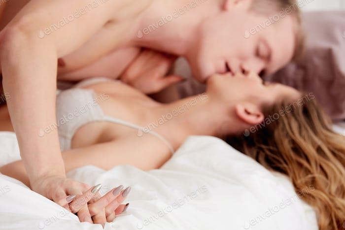 Liebhaber beim Geschlechtsverkehr