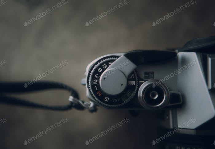 Film Camera Knobs