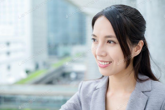 Профессиональная деловая женщина