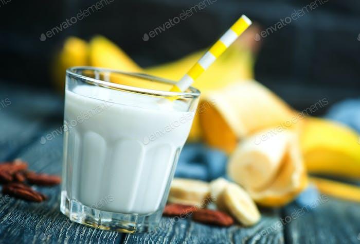 Bananenjoghurt