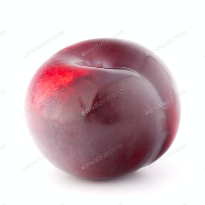Ripe plum  fruit
