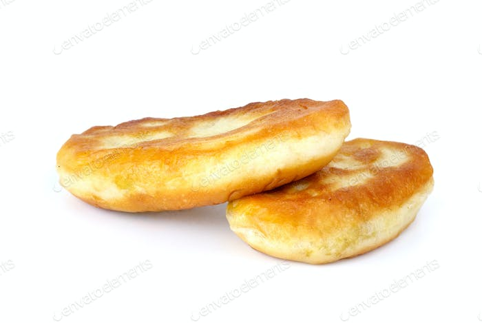 Two fried pies