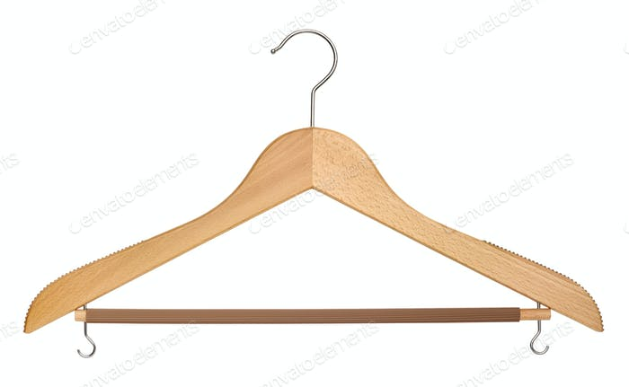 Coat Hanger Cutout
