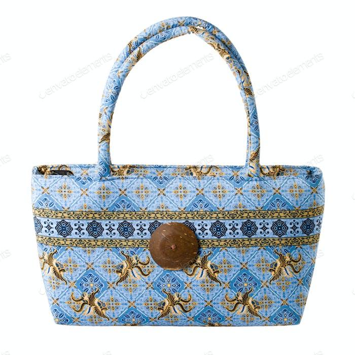 Female bag isolated