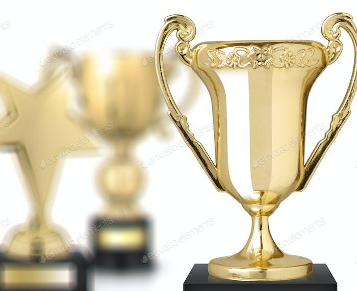 trophies
