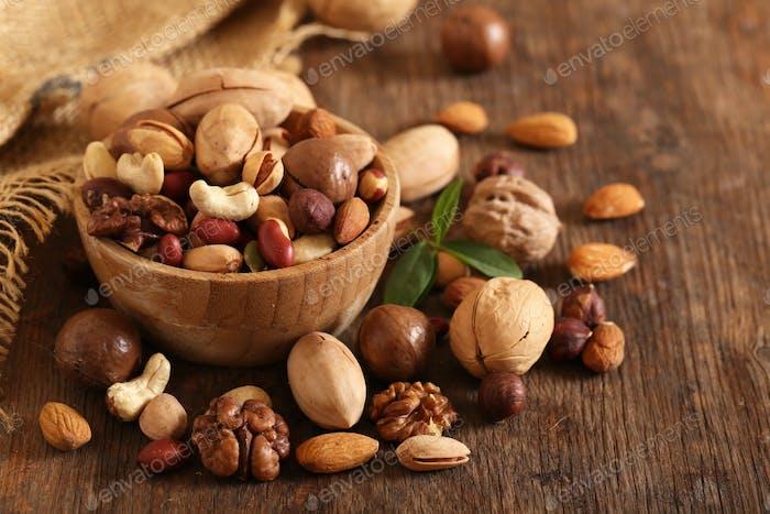 Organic Mix Nuts