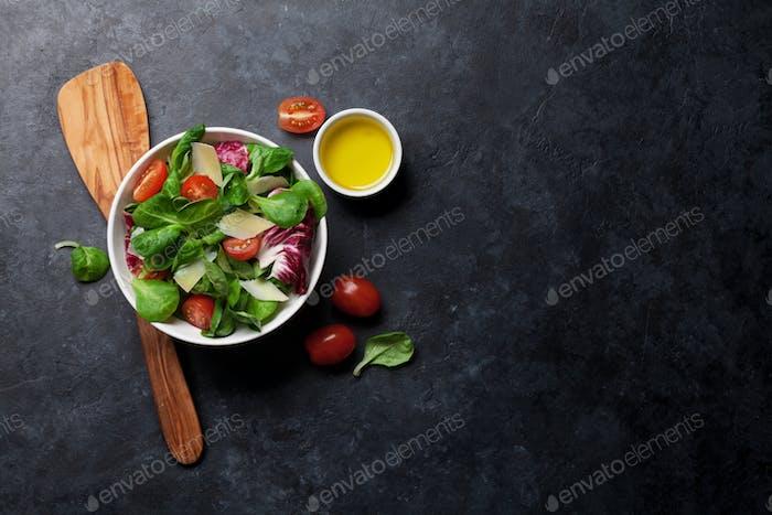 Здоровый салат