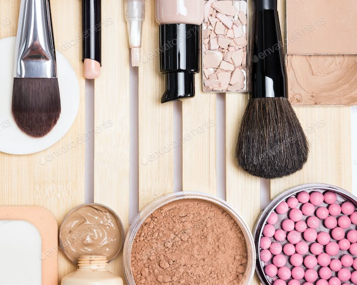 Essential make-up products to create the perfect complexion