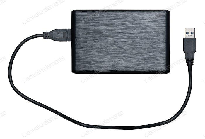 Изолированный внешний жесткий диск USB