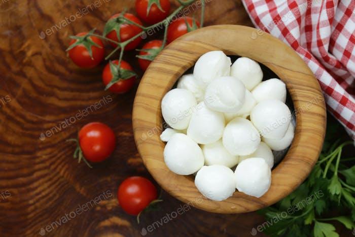Mozzarella-Käse