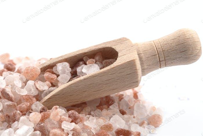 Salt Scoop Cose-up