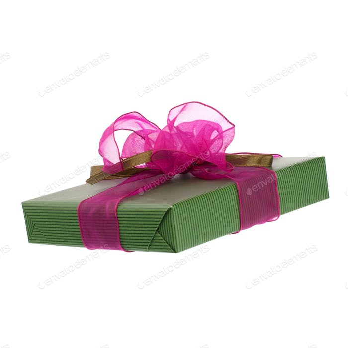 festliche Geschenkbox