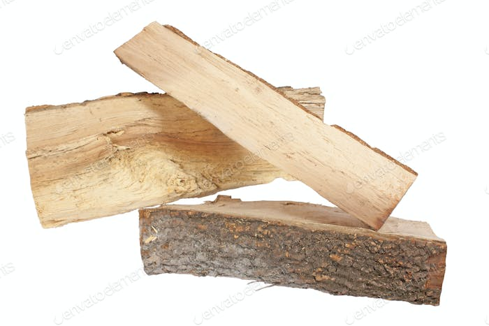 Three fire wood
