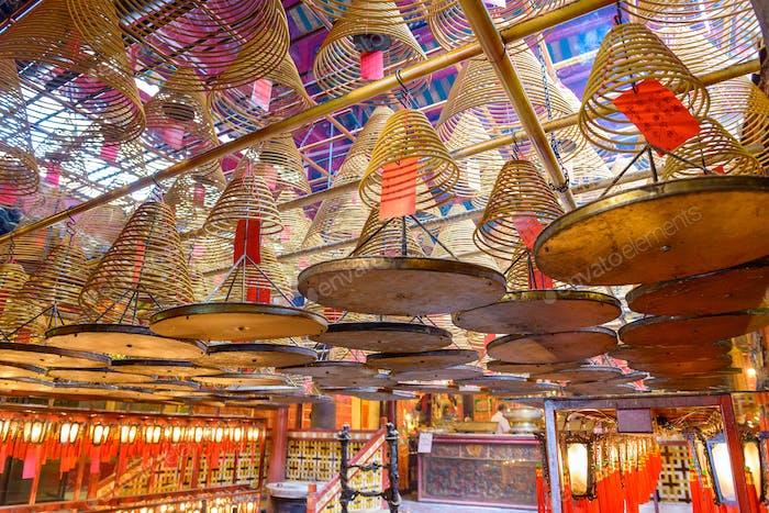 Mann Mo-Tempel