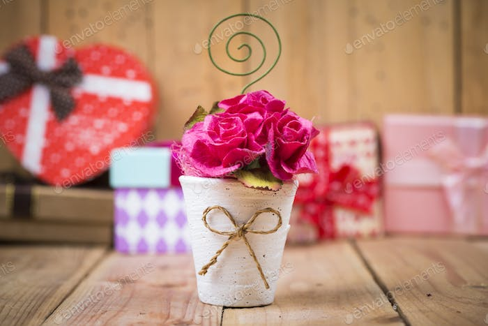 picture set of gift box, use for X-mas, Christmas decoration