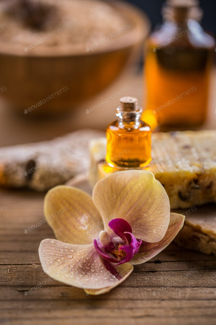 Spa essential oil