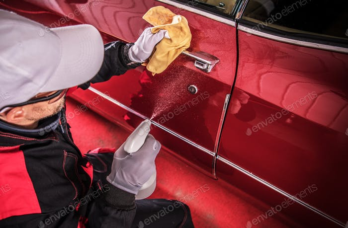 Classic Car Maintenance