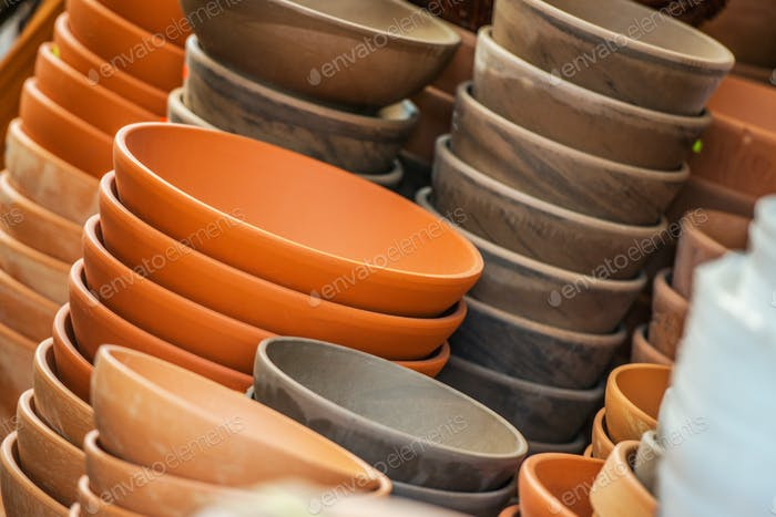 Choosing Ceramic Plant Pots