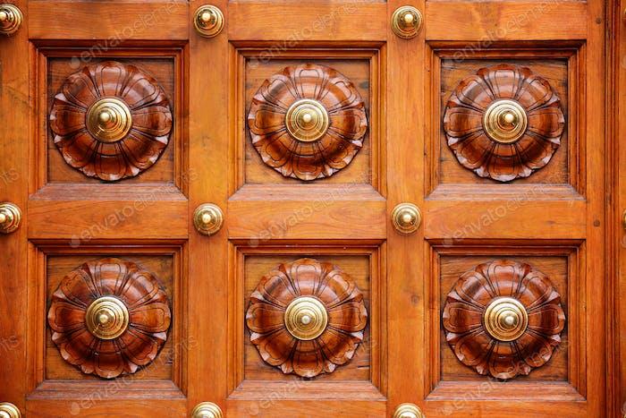 temple door bells in india temple