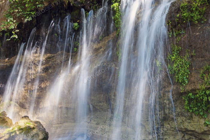 Seven Waterfalls in Juayua